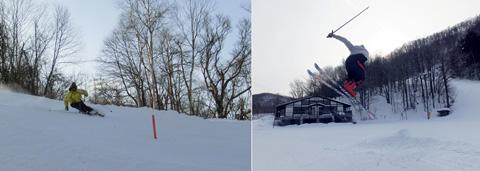ばんけい スキースクール プライベートレッスン