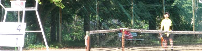 定山渓スポーツ公園 テニス大会