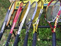テニスラケットレンタル